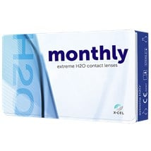 Extreme H2O Monthly 6 Pack contact lenses