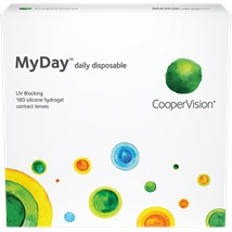 MyDay daily disposable 180pk contact lenses
