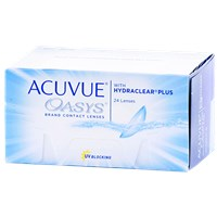 ACUVUE OASYS 2-Week 24 Pack contact lenses
