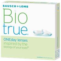 Biotrue ONEday 90pk contact lenses