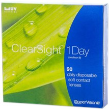 Clearsight 1 day 90 pack contact lenses