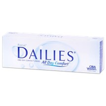 FOCUS DAILIES 30pk contact lenses